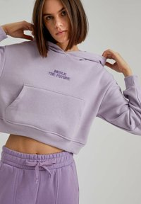 DeFacto - Hoodie - purple - 2