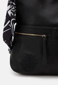 Desigual - BOLS ALEXANDRA PEKIN - Handbag - black - 3