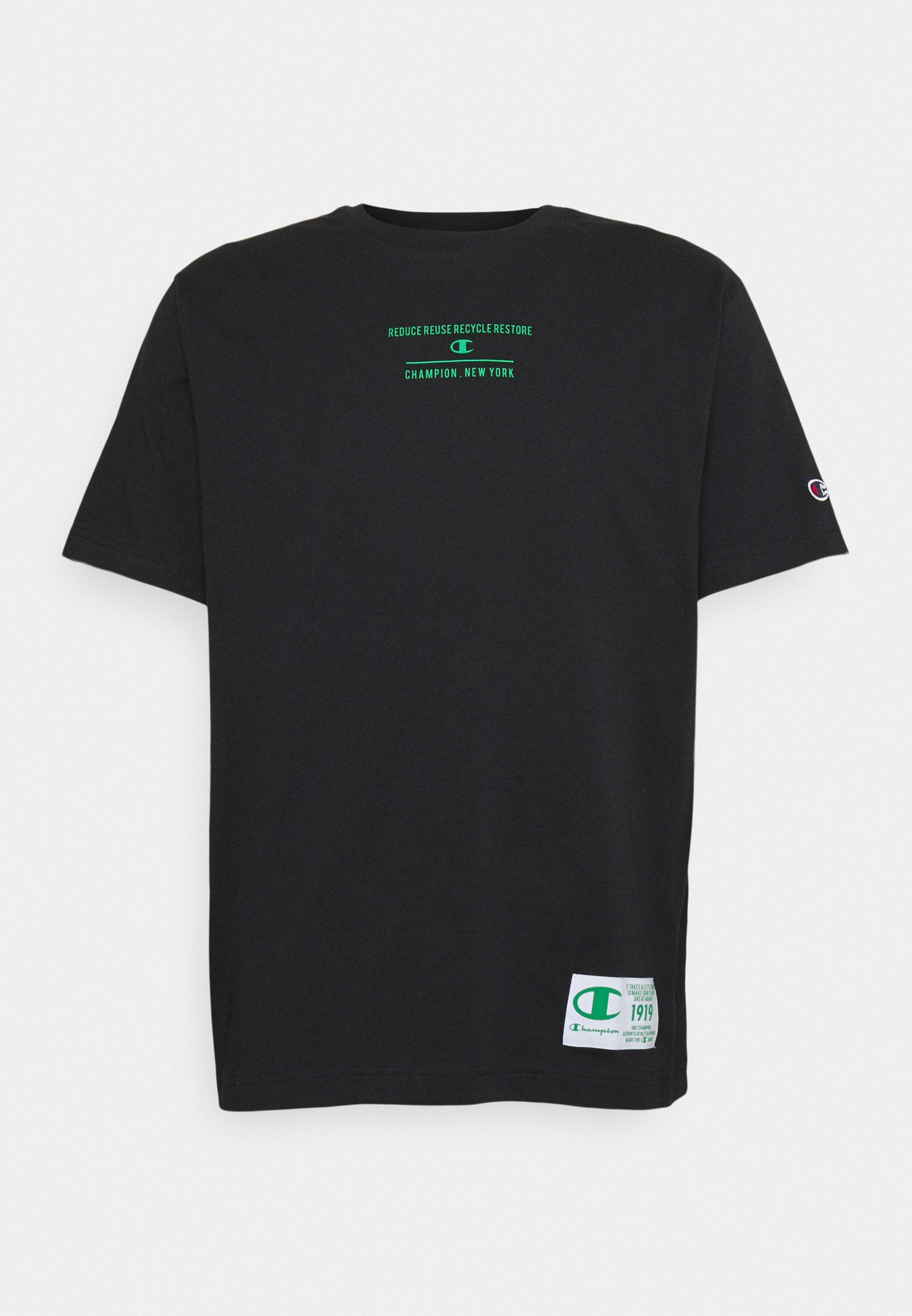 Men GRAPHIC SHOP CREWNECK - Print T-shirt