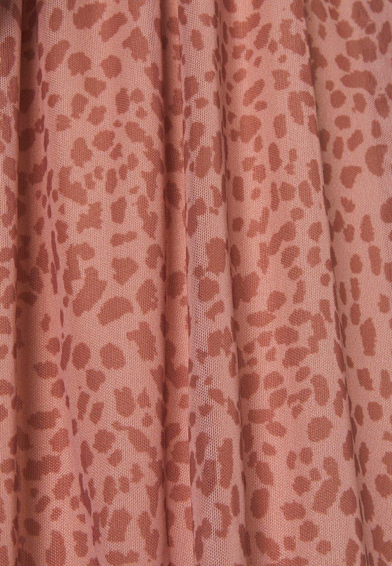 Moss Copenhagen JASMIN BELT SKIRT - A-Linien-Rock - rose/pink QrLXCl
