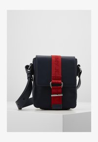 Tommy Jeans - MODERN TWIST CROSSOVER - Across body bag - blue