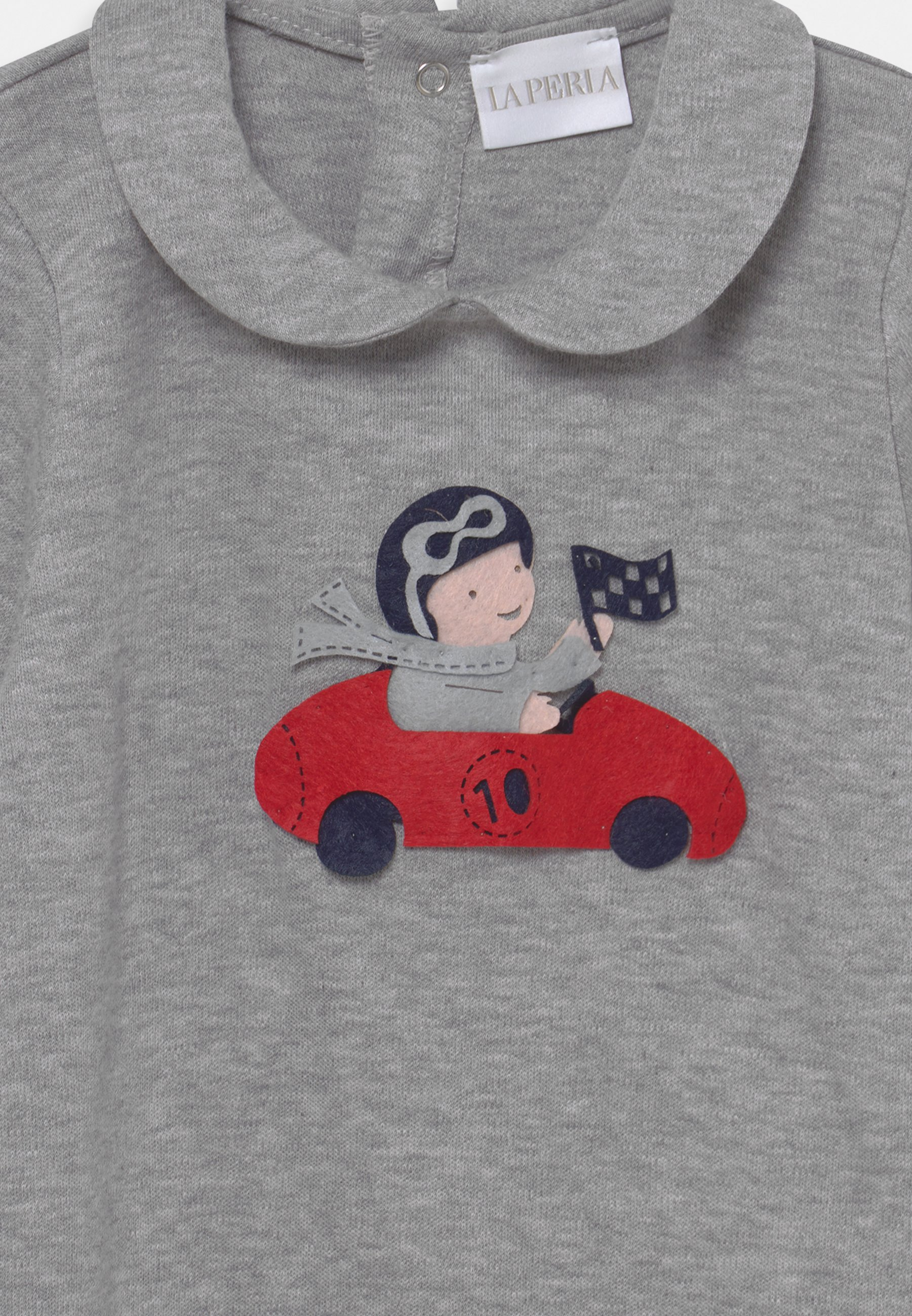 Kids GIFT-BOX  INTERLOCK MACCHININA SET - Sleep suit
