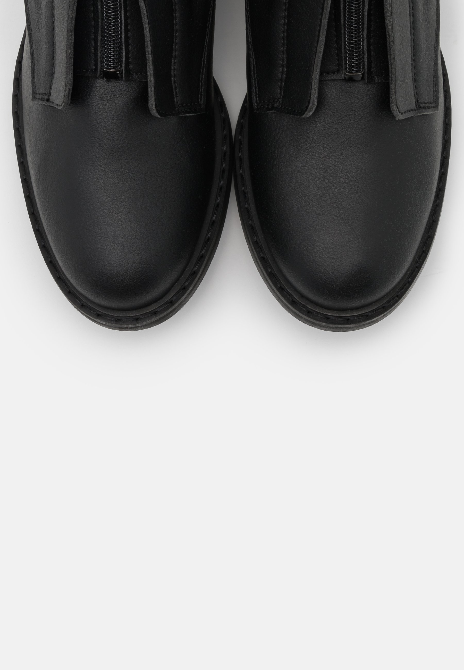 NAE Vegan Shoes LOU Klassiska stövlar black Zalando.se