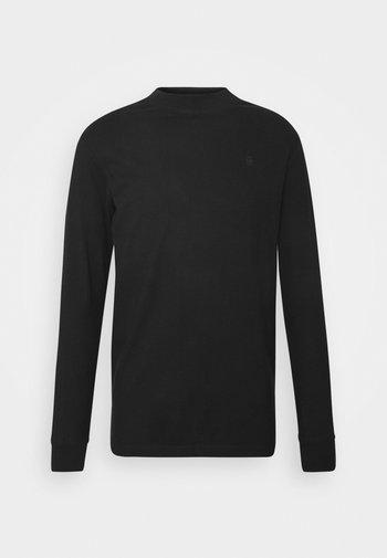KORPAZ MOCK  - Long sleeved top - black