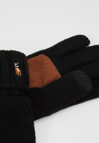 Polo Ralph Lauren - SIGNATURE - Fingerhandschuh - black - 4