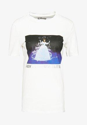 PCDISLA  - T-Shirt print - white