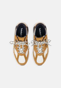 Timberland - FIELD TREKKER  - Sneakers basse - wheat/navy - 3
