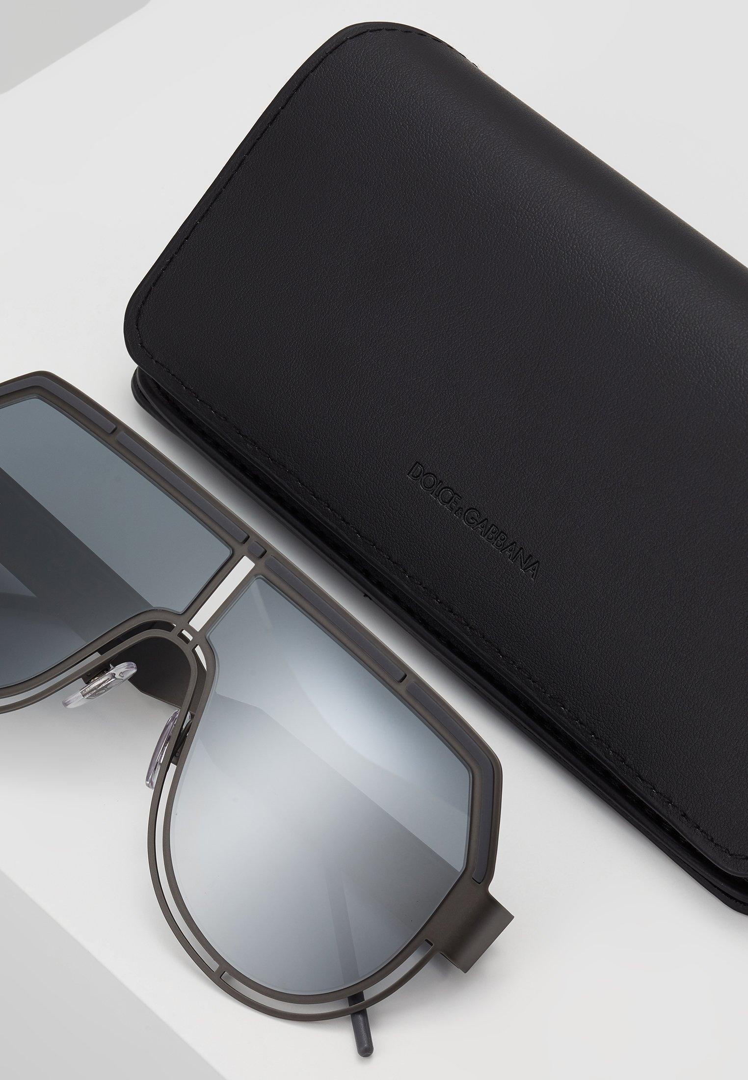 DolceGabbana Sonnenbrille - matte dark gunmetal/gunmetal - Herrenaccessoires DB2g8
