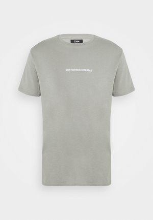 UNISEX - Print T-shirt - dark grey