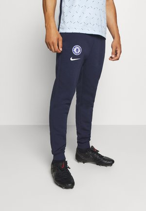 CHELSEA LONDON PANT - Klubbkläder - blackened blue/white