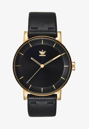 DISTRICT L1 - Reloj - gold-coloured/black sunray