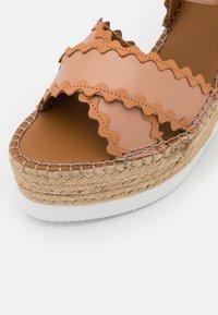 See by Chloé - GLYN - Platform sandals - nude - 6