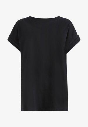IMOGEN BOY JAINE TEE - Print T-shirt - black