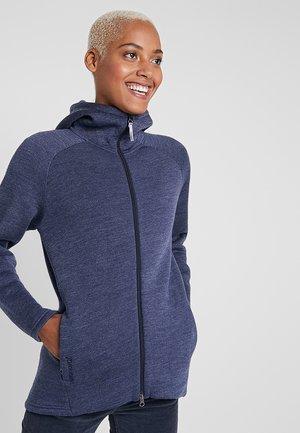 ALTO HOUDI - Fleece jacket - bucket blue