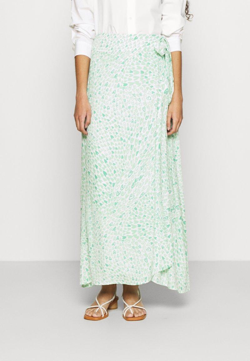 Fabienne Chapot - BOBO TARA SKIRT - Wrap skirt - green