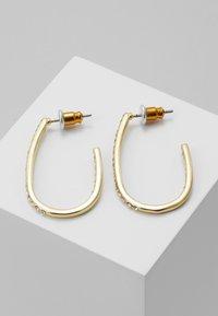 Pilgrim - EARRINGS TILDA - Náušnice - gold-coloured - 0