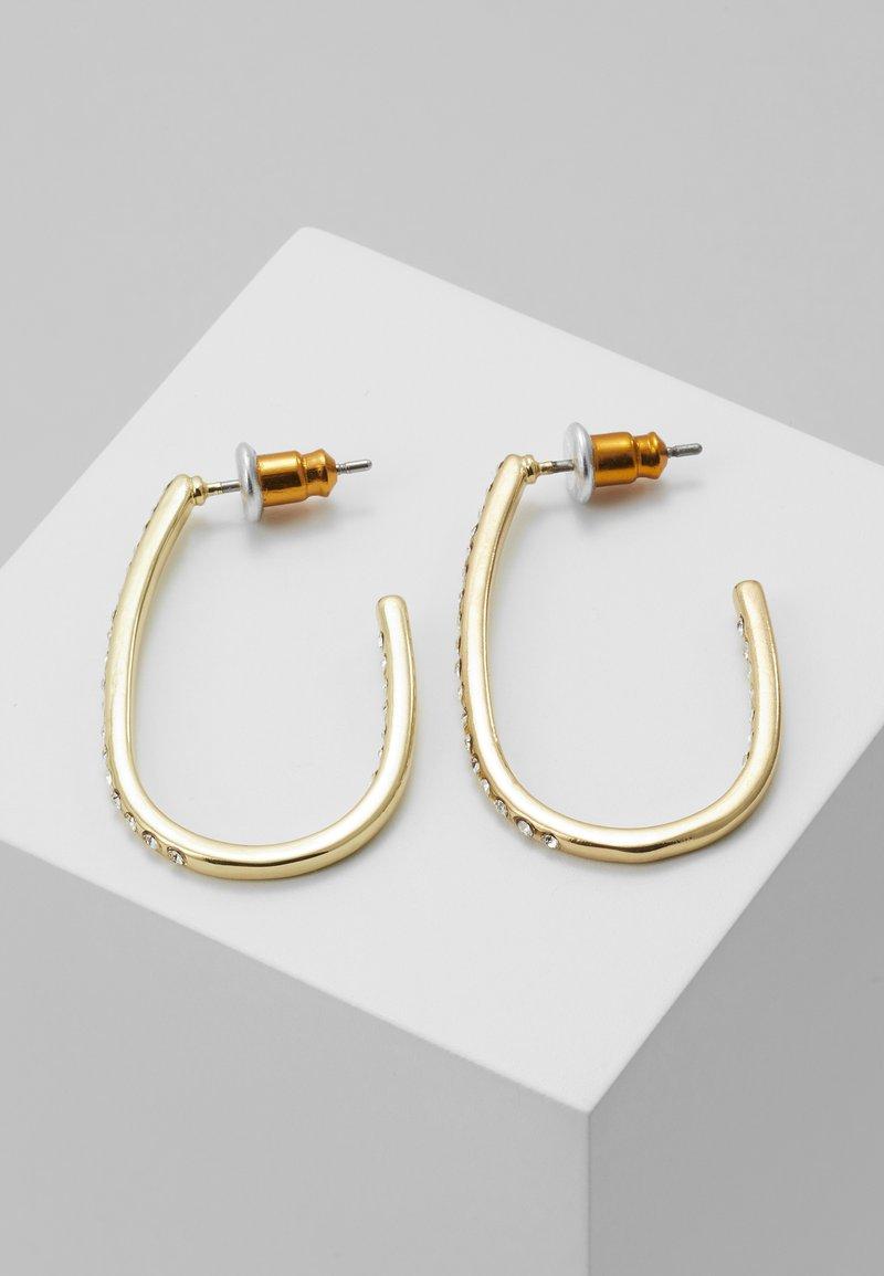 Pilgrim - EARRINGS TILDA - Náušnice - gold-coloured