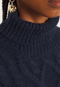 Molly Bracken - LADIES KNITTED  - Jumper - navy blue - 4