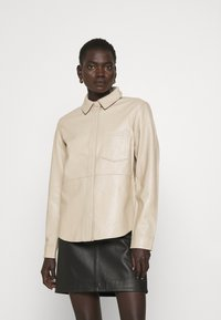2nd Day - THURLOW - Button-down blouse - beige - 0