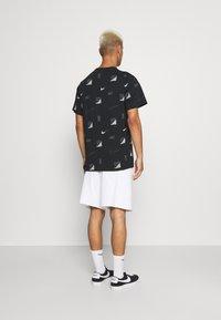 Nike Sportswear - TEE BRANDRIFF - T-shirt print - black - 2