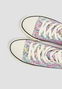 PULL&BEAR - Baskets montantes - multi coloured - 5