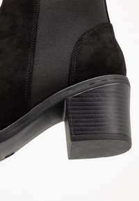 New Look Wide Fit - WIDE FIT CORA - Kotníková obuv - black - 2