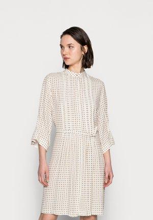MINJA TILIA DRESS - Shirt dress - ecru