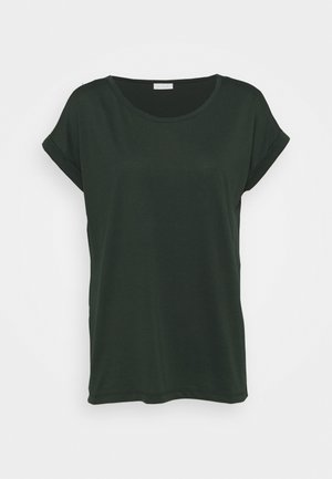 VIDREAMERS PURE - T-shirt basic - darkest spruce
