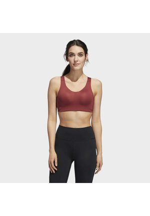 STRONGER FOR IT ALPHA BRA - High support sports bra - red
