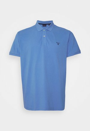 THE SUMMER RUGGER - Polo shirt - pacific blue