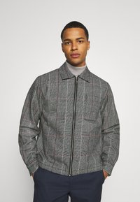 Obey Clothing - Summer jacket - black multi - 0