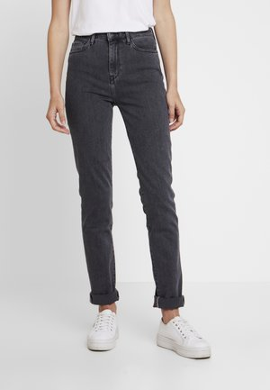 RIVERPOINT CIGARETTE NURA - Slim fit jeans - grey denim