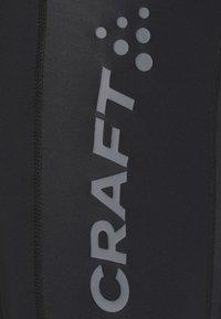 Craft - CORE ENDUR SHORTS - Trikoot - black - 2
