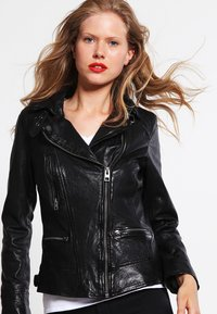 Oakwood - VIDEO - Leather jacket - noir - 0