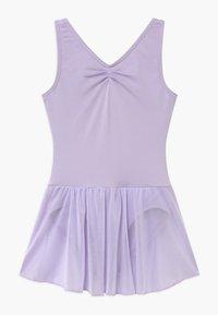 Capezio - BALLET TANK DRESS - Jurken - lavender - 0
