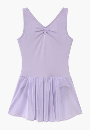 BALLET TANK DRESS - Jurken - lavender