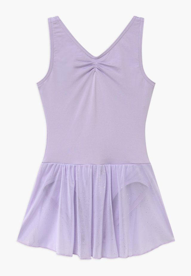 BALLET TANK DRESS - Sportkleid - lavender