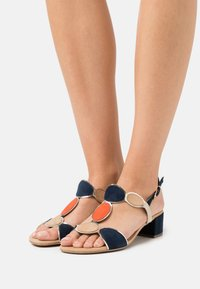 Marco Tozzi - Sandals - navy - 0