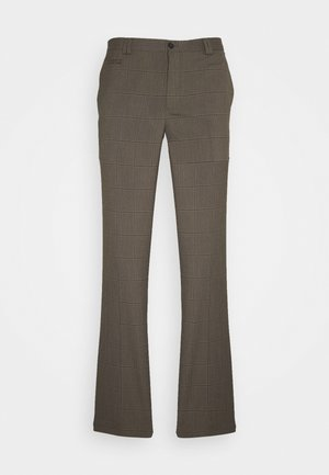 TROUSER - Broek - brown