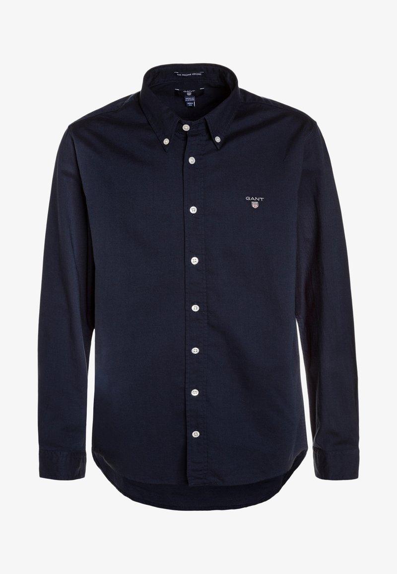 GANT - ARCHIVE OXFORD  - Hemd - dark blue