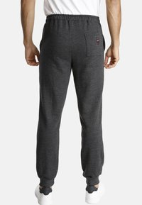 Jan Vanderstorm - EMORY - Tracksuit bottoms - dark grey melange - 1