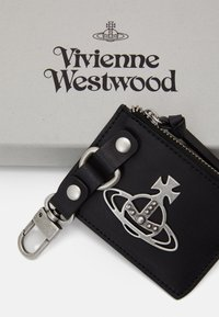 Vivienne Westwood - BETTY CARD HOLDER PURSE - Key holder - black - 3