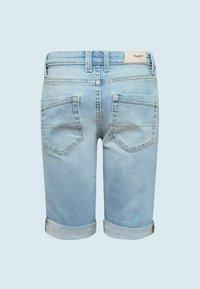 Pepe Jeans - Džínové kraťasy - denim - 1