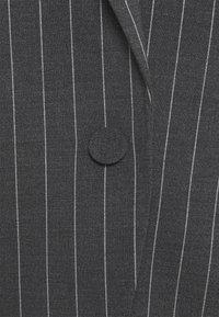 Weekday - MARLIN OVERSIZED - Short coat - grey - 7