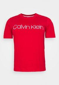 Calvin Klein Curve - INCLUSIVE CORE LOGO - T-shirt print - racing red - 3