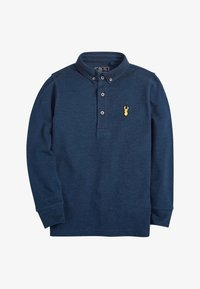 Next - LONG SLEEVE - Polo shirt - dark blue - 0