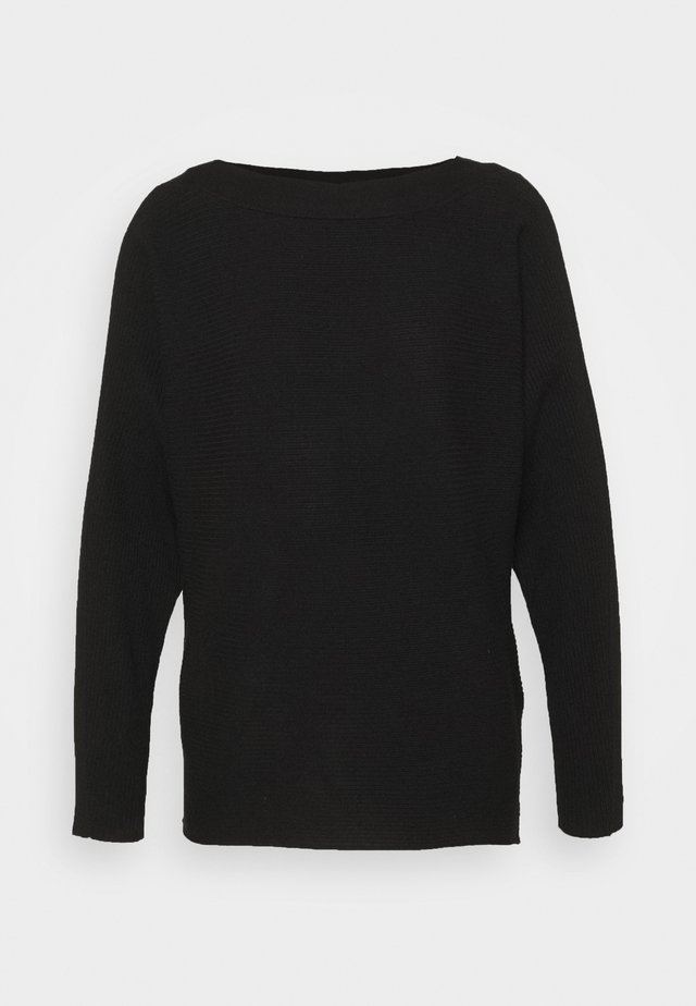 DOLLIE - Sweter - black