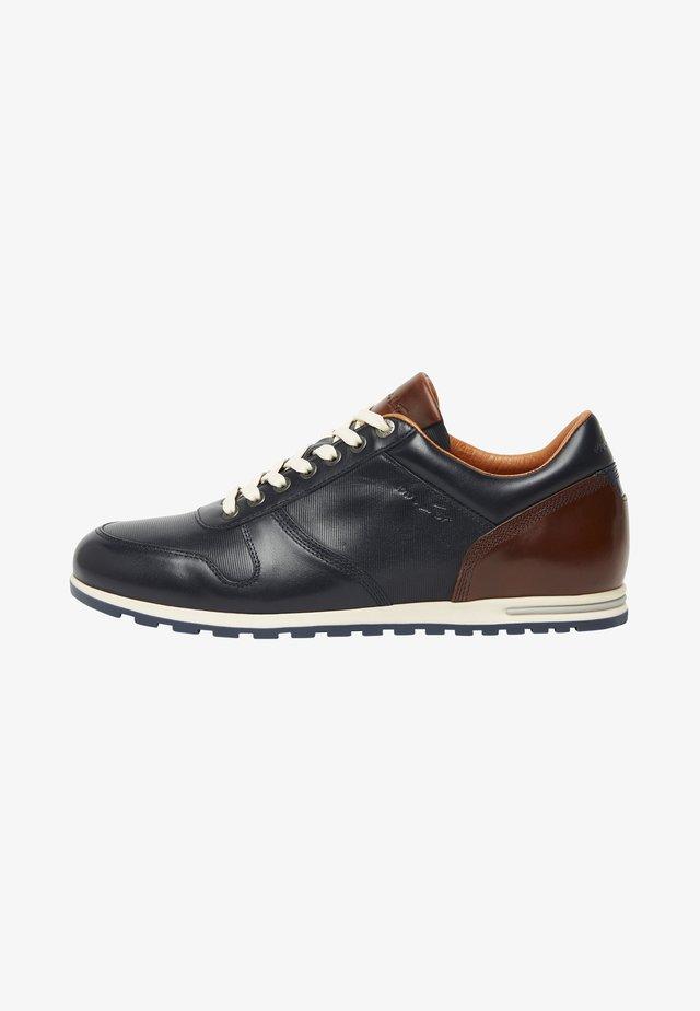 LEONARDO - Sneakers laag - blauw