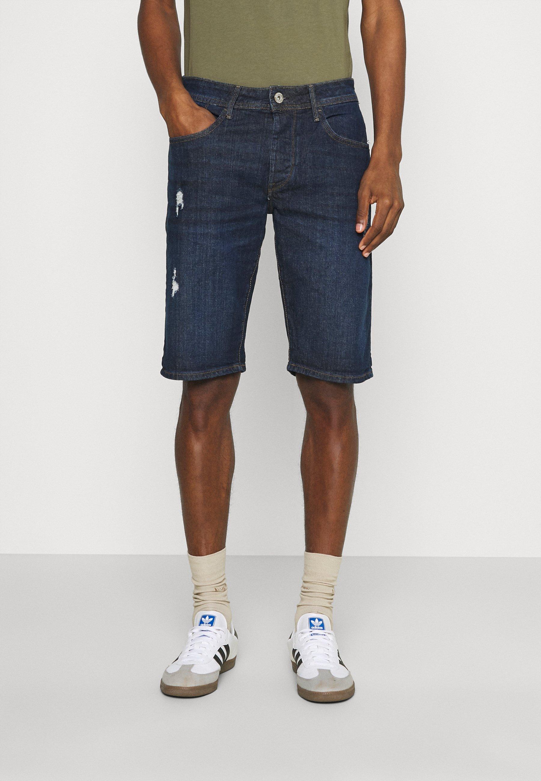 Men MOLOKO - Denim shorts