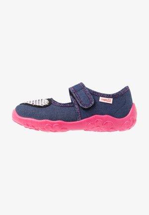 BONNY - Domácí obuv - blau